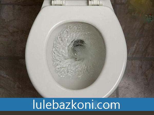 باز کردن توالت فرنگی